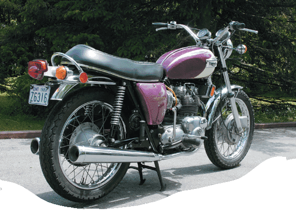 The Bar Hodgson Collection - Motorcycles of Great Britian
