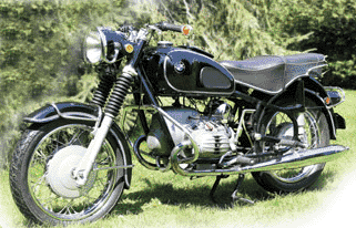 The Bar Hodgson Collection - Motorcycles of Germany