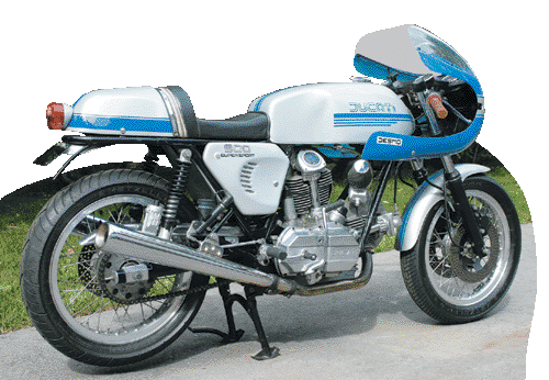 The Bar Hodgson Collection - Motorcycles of Italy
